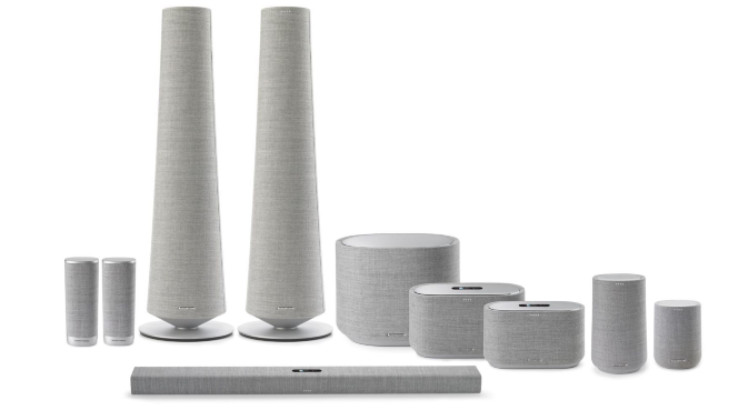 Harman Kardon introduces Citation series of home audio speaker systems in India