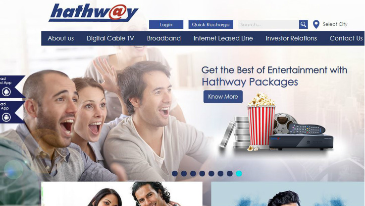 Hathway introduces Lifelong Binge broadband plan at Rs 399