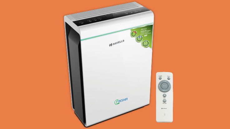 Havells introduces new range of Freshia air purifiers in India
