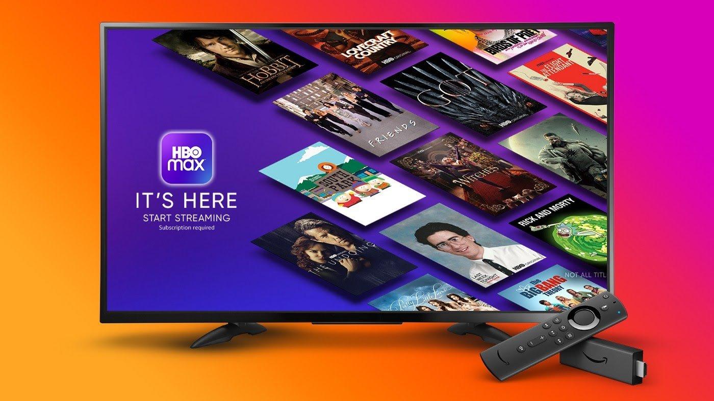 HBO Max app arrives on Amazon's FireTV