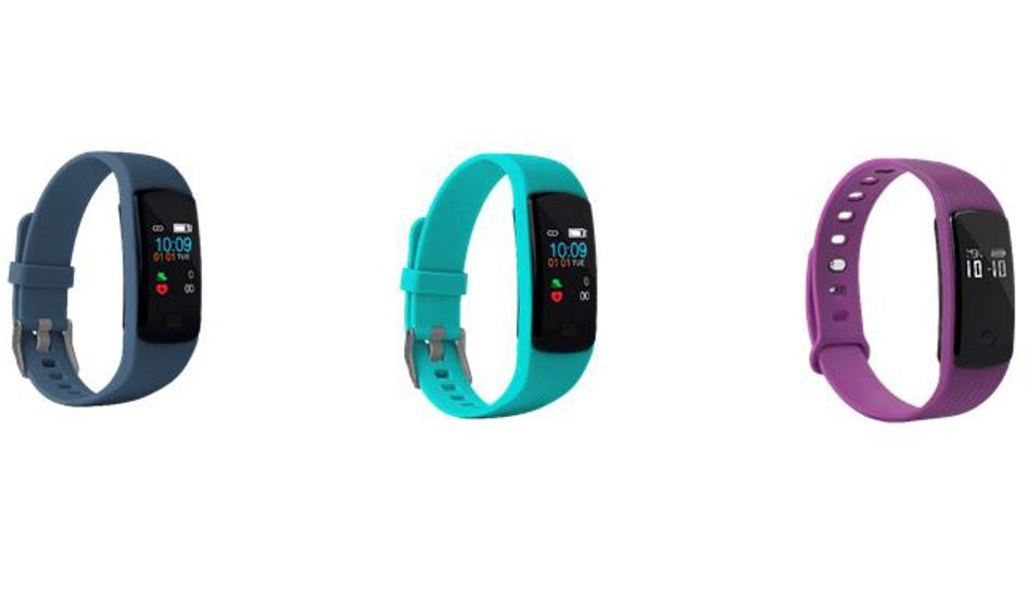 Helix Gusto fitness band launched in India for Rs 1495 and Rs 2295