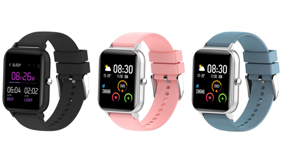 """Helix's first smart watch """"Helix Smart"""" launched for Rs 3995"""