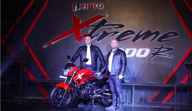 Hero Xtreme 200R price revealed for the Indian market