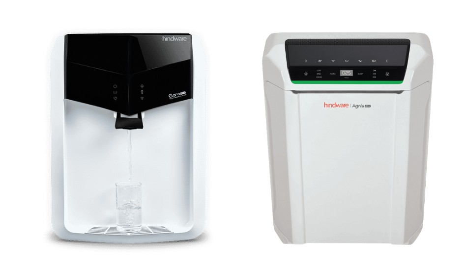 Hindware launches new iPro Air, Water Purifiers