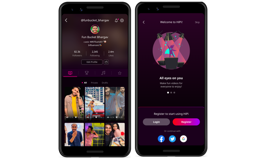 ZEE5 announces beta rollout of HiPi video platform app in India