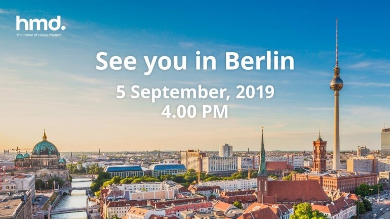 HMD Global announces IFA event on September 5, Nokia 6.2 and Nokia 7.2 expected