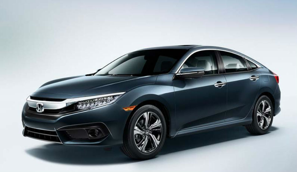Auto Expo 2018: Honda unveils next-gen Amaze, Civic and CR-V models