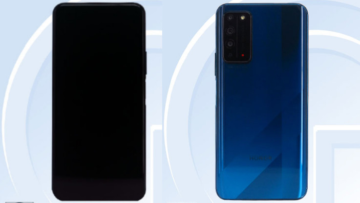 Honor 10X renders, key specs found listed on TENAA