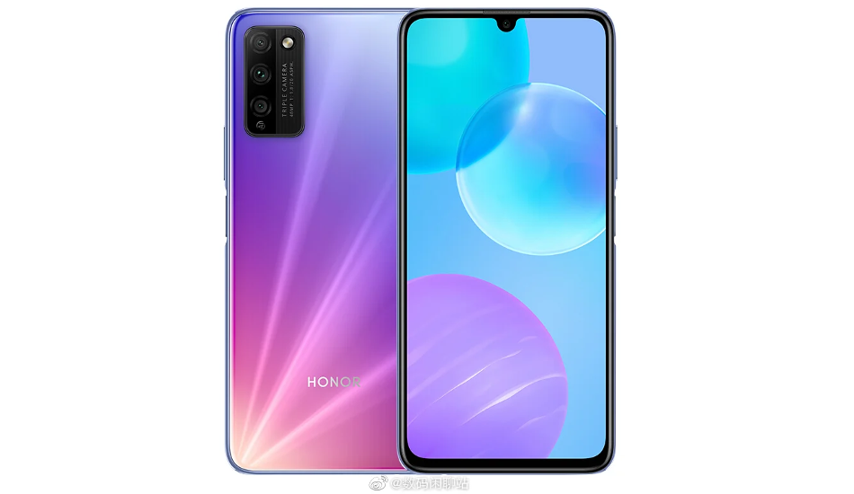 Honor 30 Lite announced with 6.5-inch FHD+ 90Hz display, Dimensity 800, 48MP triple rear cameras