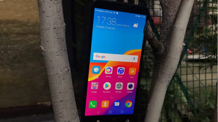 Honor 7S in Pictures