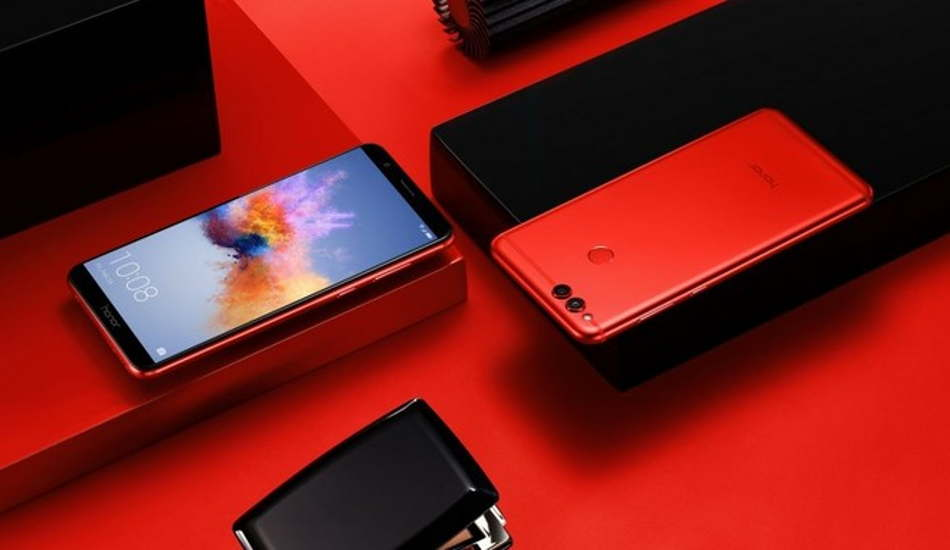 Honor 7X Red Limited edition launched in India at Rs 12,999
