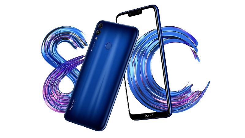 Honor 8C: The next level performance phone