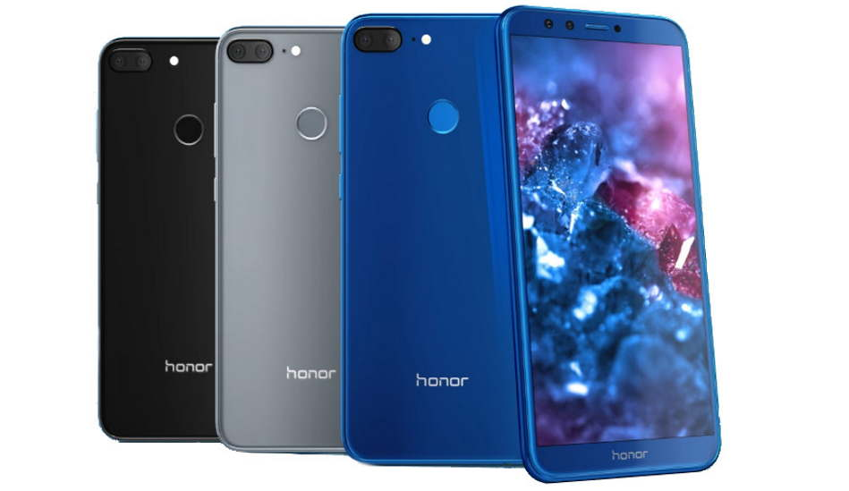 Honor 9 Lite in Pictures
