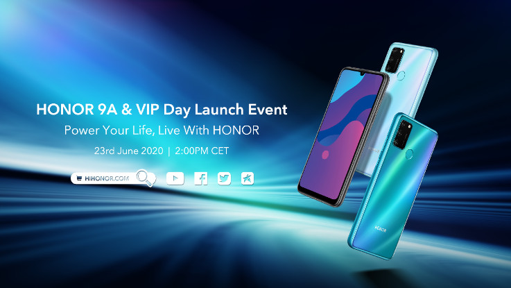 Honor 9A to launch globally on June 23