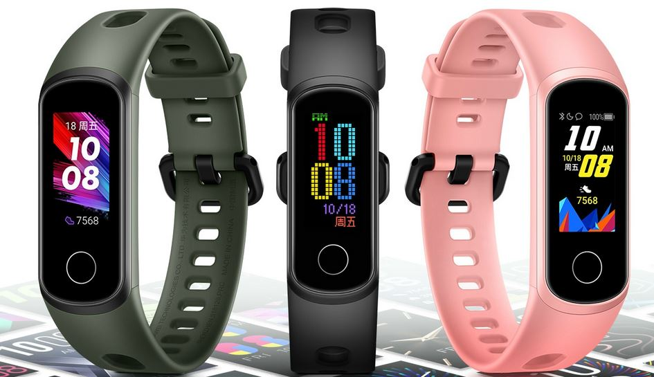 Honor Band 5i fitness tracker launched with USB Plug-In Charge