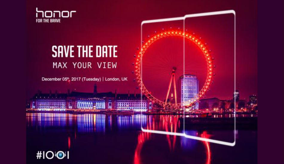 Honor schedules an event on January 22 in Paris, Honor View 20 with in-screen camera expected