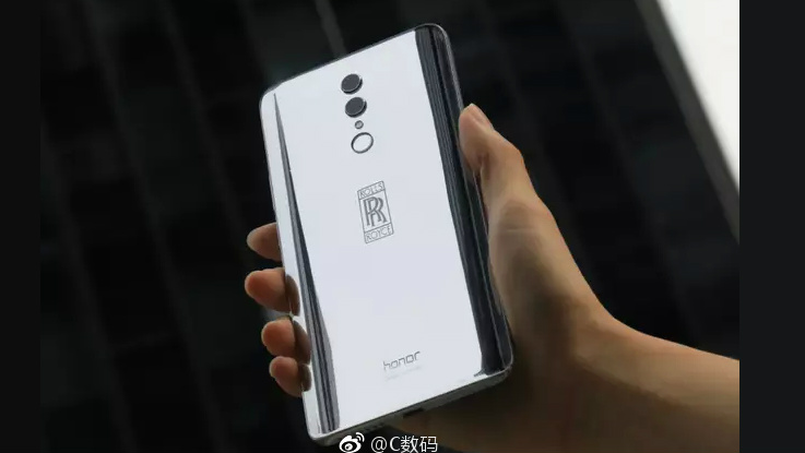 Honor Note 10 Rolls Royce Edition leaked online along with all colour options