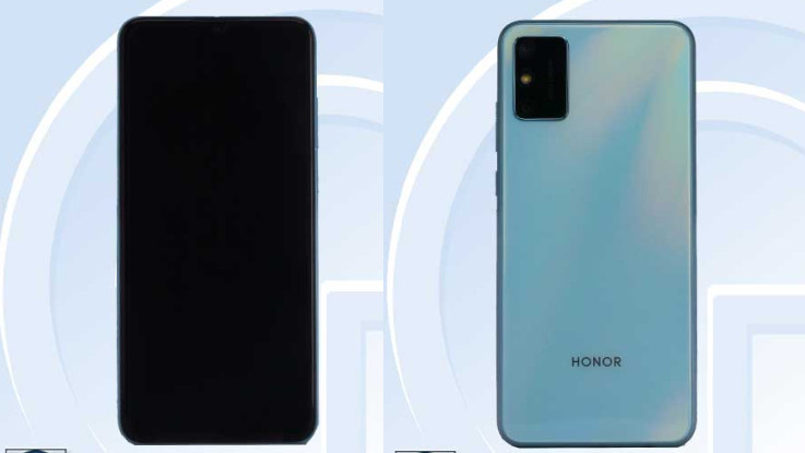 A mysterious Honor smartphone appears on TENAA, could be Honor X10 Pro