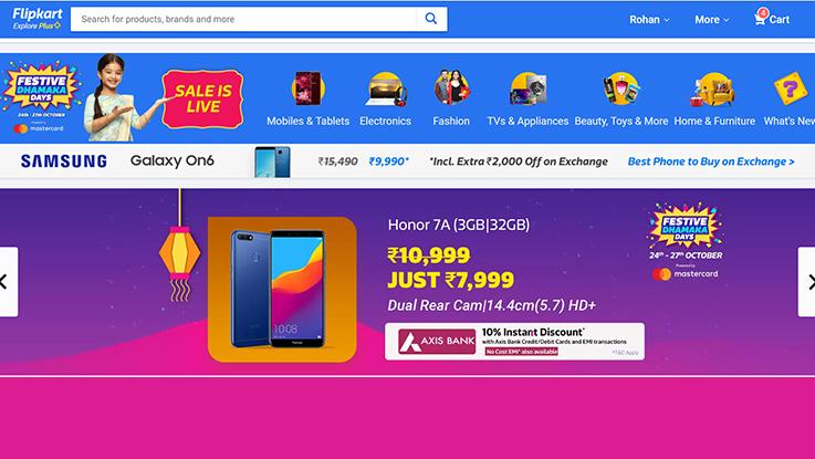 Flipkart Festive Dhamaka Days Sale: Top deals on Honor smartphones