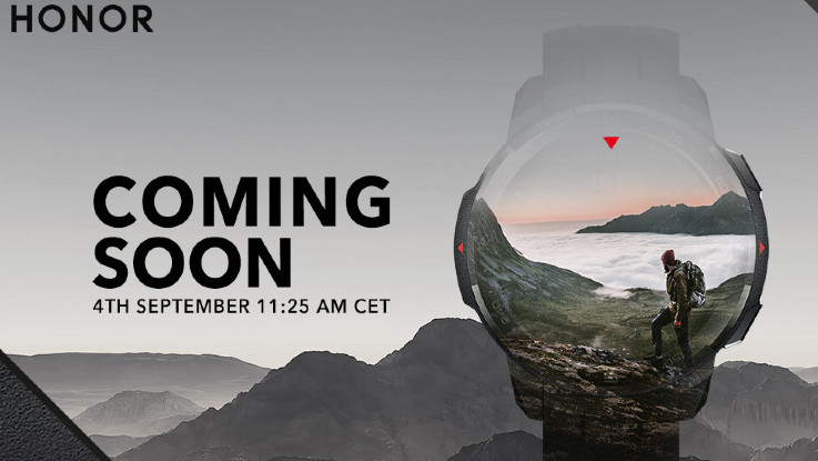 Honor Watch GS Pro smartwatch to launch on September 4 at IFA 2020