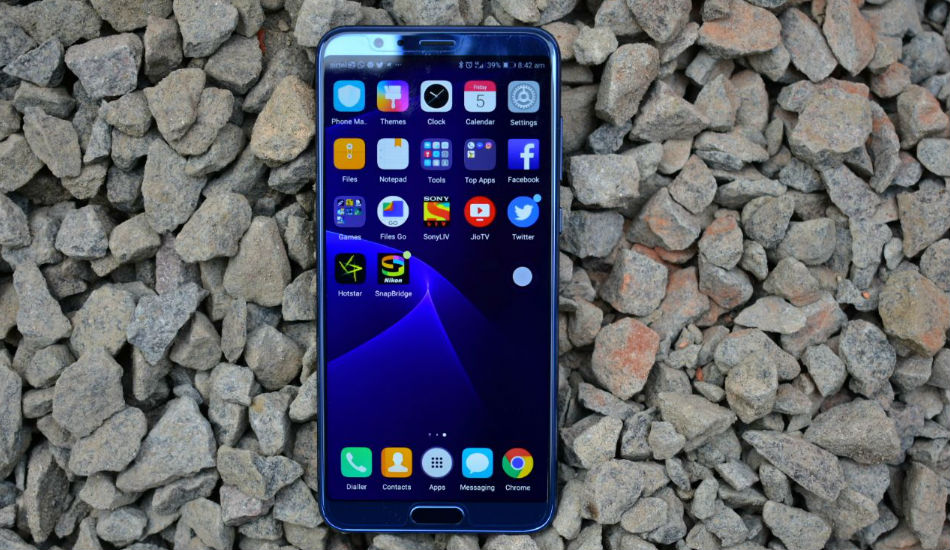Honor View 10 Review: Honor sets the bar for specs and performance  in 20 18 early