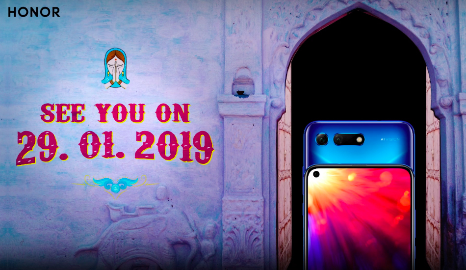 Honor View 20 set to be unveiled on January 29 in India