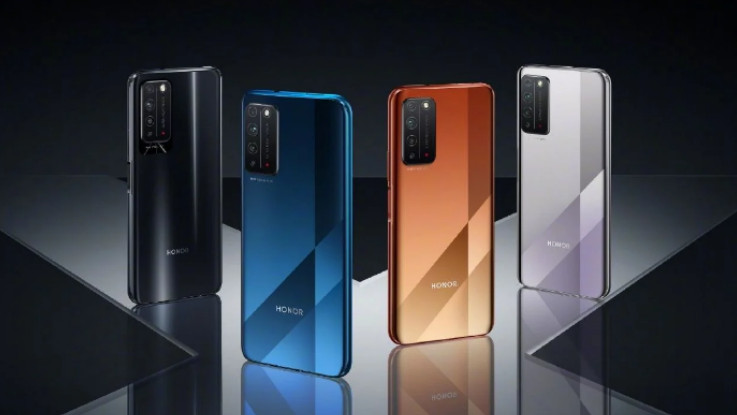 Honor X10 5G smartphone with pop-up selfie camera announced