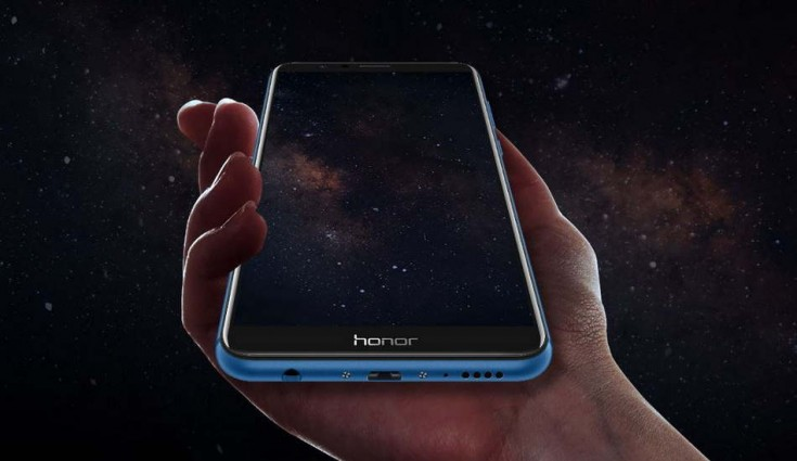 The force behind Honor 7X