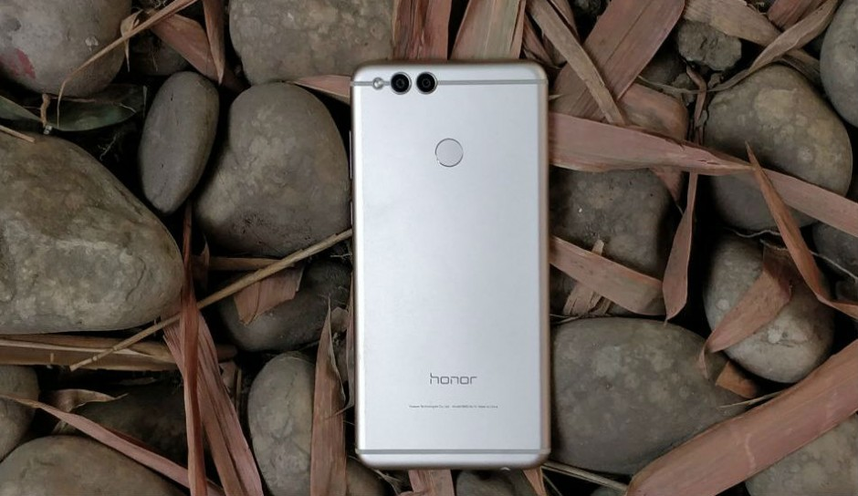 The Search Stopper: Honor 8X