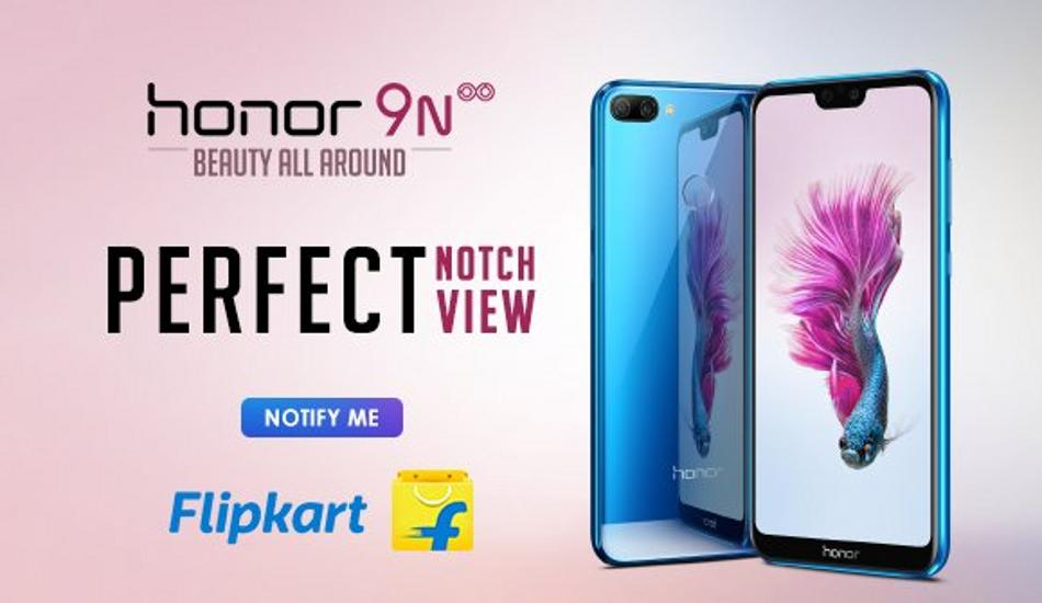 Honor 9N launched in India with 5.84-inch FHD+ display and dual rear cameras, price starts Rs 11,999