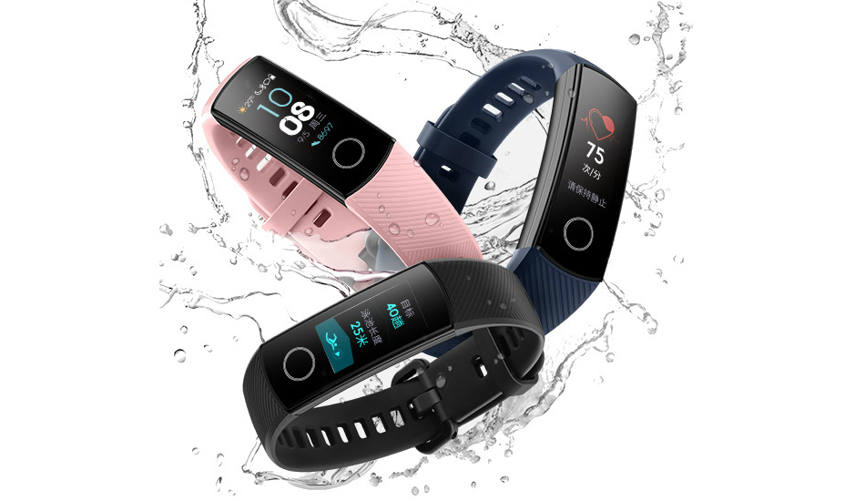 Honor Band 4 announced in India with AMOLED display, 5 ATM water resistance