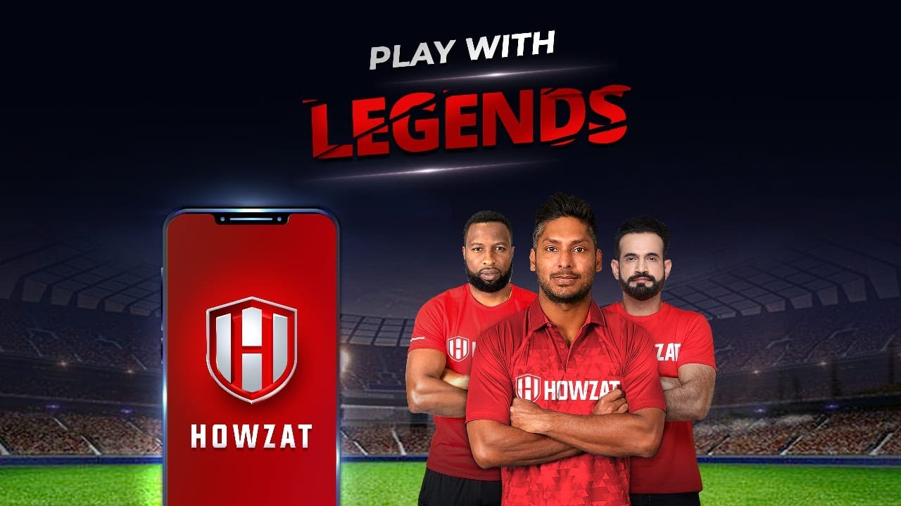 Cricket Driving the Growth of Fantasy Sports in India, Legends Join Howzat