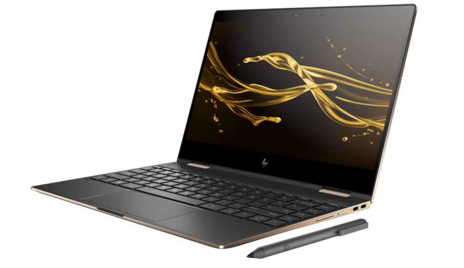 HP Spectre x360 with 8th gen Intel Core processors launched in India