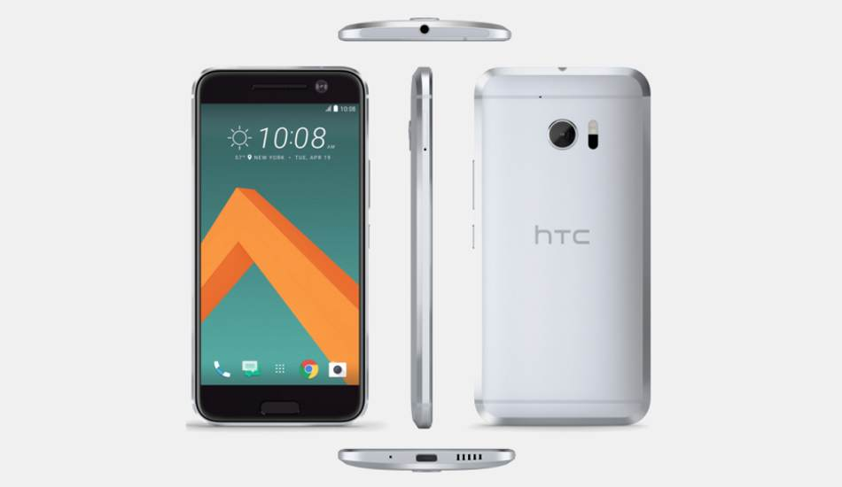 HTC 10 starts receiving Android 8.0 Oreo update in India