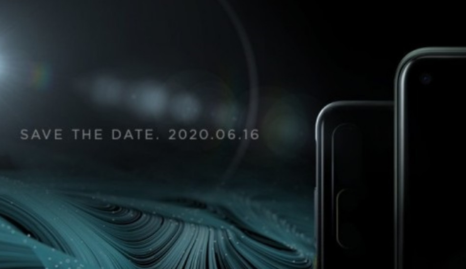 HTC Desire 20 Pro to be launched on June 16
