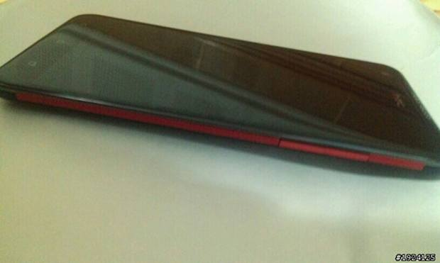Details of HTC DLX with 5-inch full HD display surface