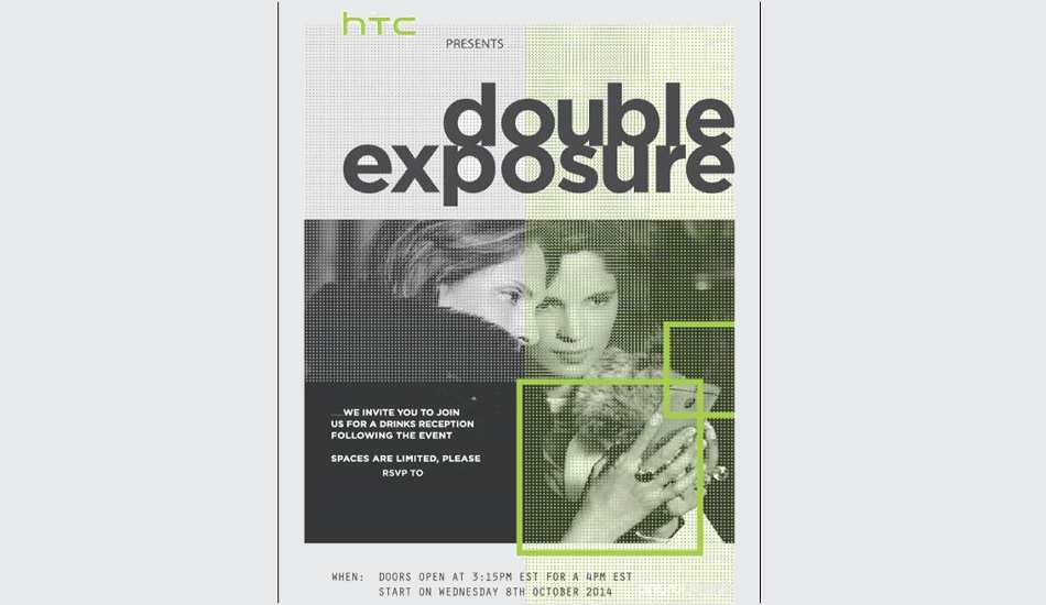 Is HTC planning smartphone with two front cameras?