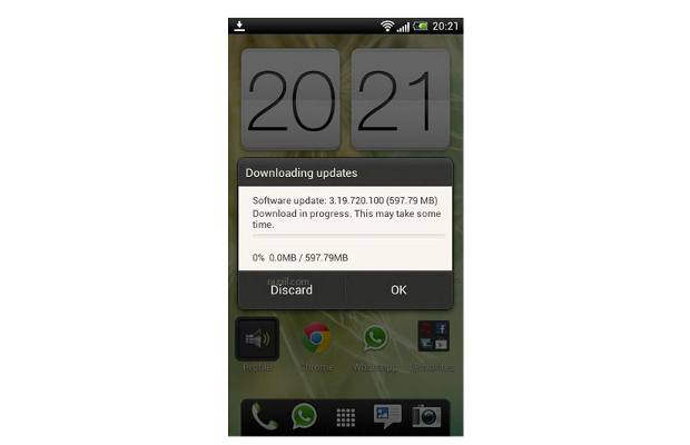 HTC One S getting Jelly Bean update in India
