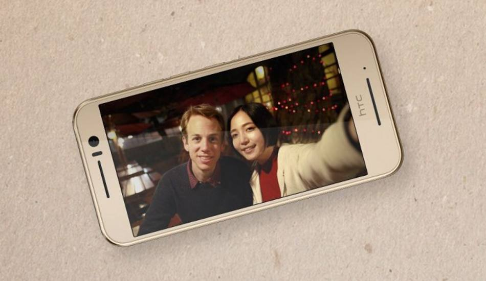 HTC One S9 with Full HD display, Helio X10 SoC goes official