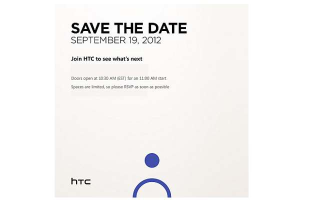 HTC's September 19 event, What's in store?