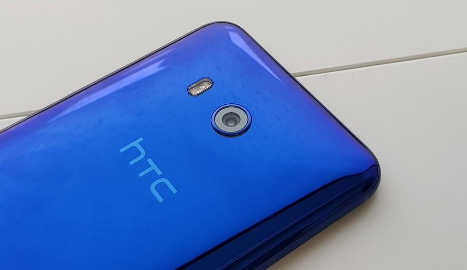 HTC U11+ starts receiving Android Pie update