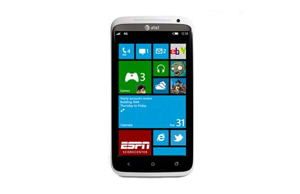 HTC plans to release three Windows Phone 8 devices