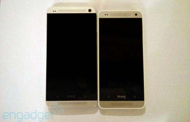 HTC One Mini image leaked