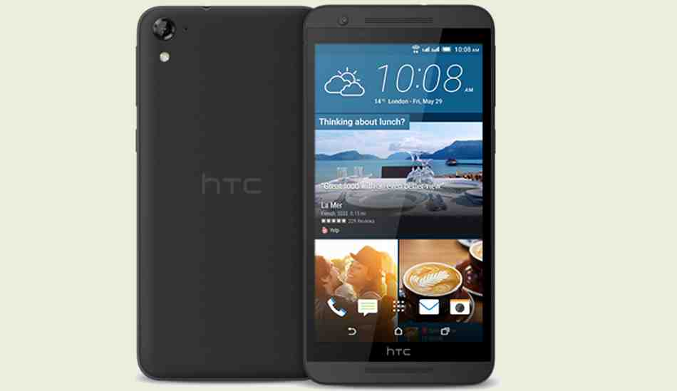 HTC One E9s with 4G now available in India at Rs 20,497
