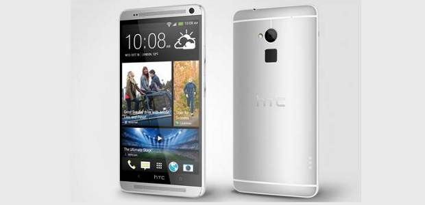 HTC One Max hits India for Rs 53,909