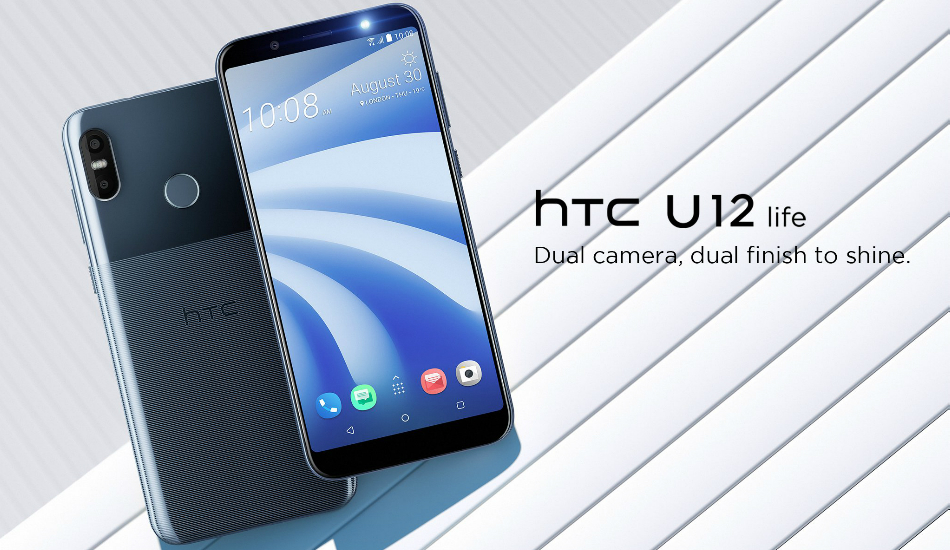 HTC U12 Life announced with Snapdragon 636, dual-tone Pixel-like finish