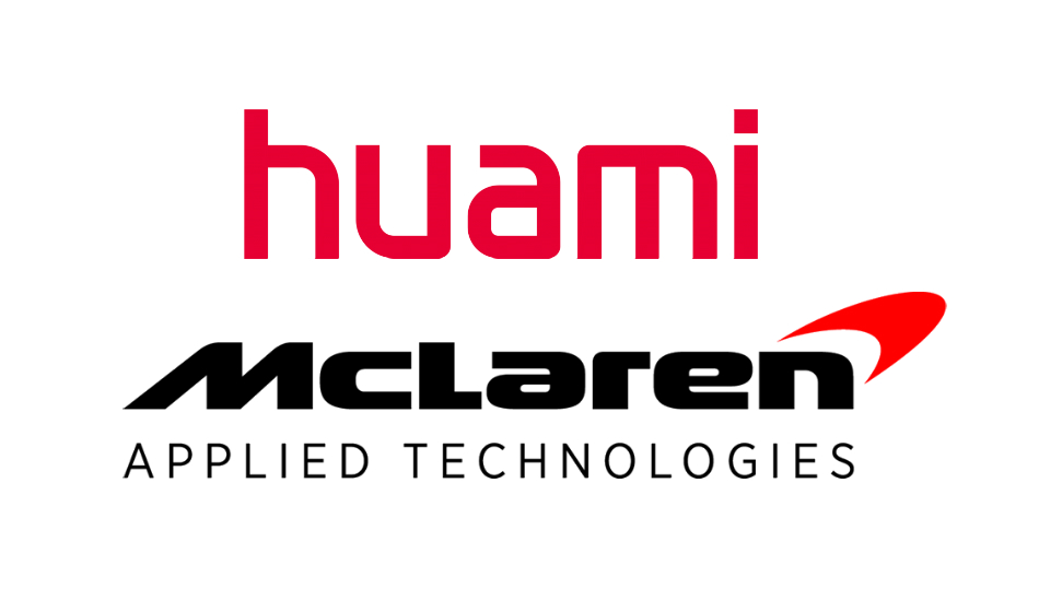 Huami partners with McLaren Applied Technologies for co-branded wearables