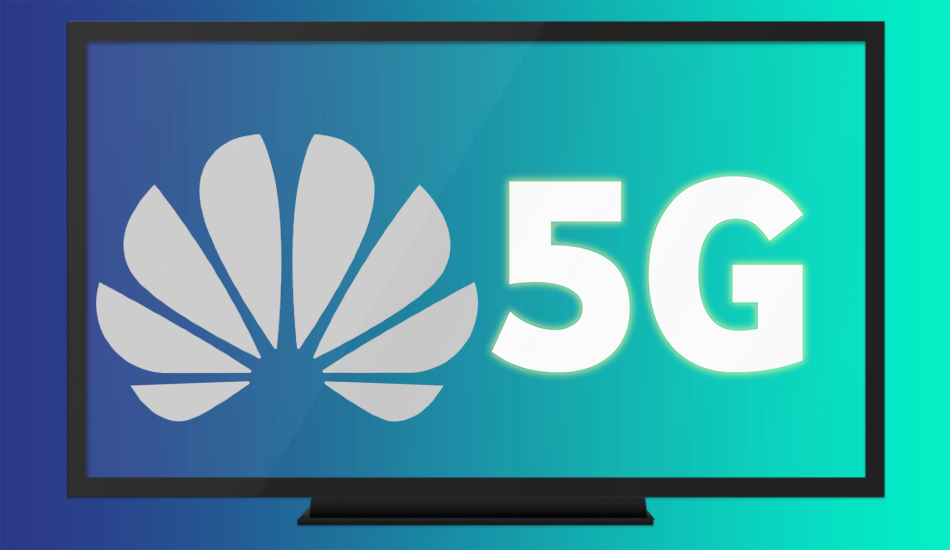Huawei 8K 5G-connected TV on the works, could release this year