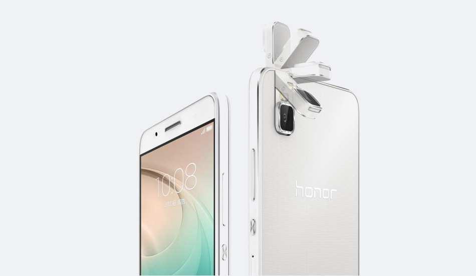 Huawei teases Honor 7i with rotating camera