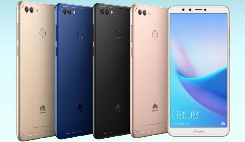 Huawei Enjoy 8 Plus and Enjoy 8e with 18:9 display launched